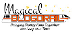 Proud Member of Magical Blogorail Orange