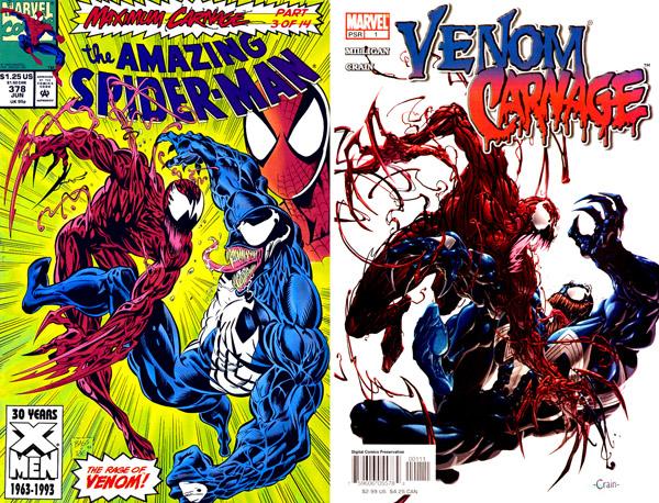 Amazing SpiderManVenom Venom Inc Alpha Full  Read