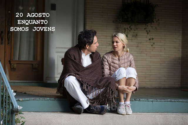 Enquanto Somos Jovens - While We're Young (2014)