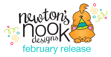 February Release from Newton's Nook Designs