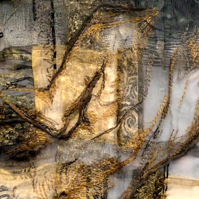 Textile art by Alysn Midgelow-Marsden