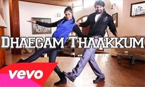 Purampokku – Dhaegam Thaakkum Video | Arya, Vijay Sethupathi, Karthika
