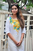 Colors Swathi photos at Tripura Movie Interview-thumbnail-16