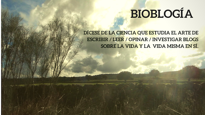 bioblogía