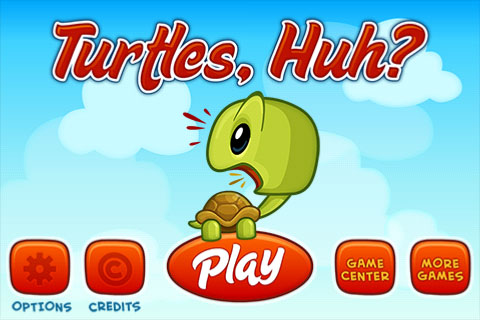 Turtles, Huh? Free App Game By J2sighte