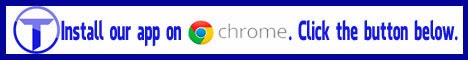 Download APP in Google Chrome