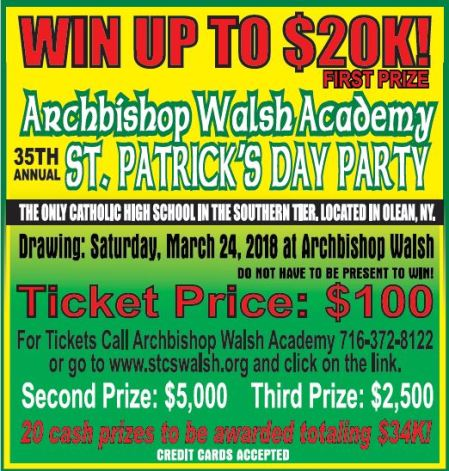3-24 Drawing at Archbishop Walsh