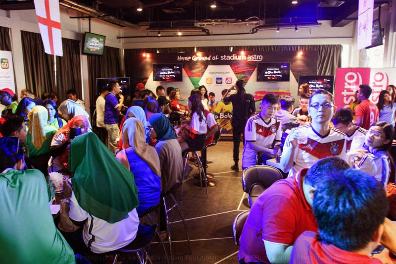 Astro World Cup Event Photo Highlight