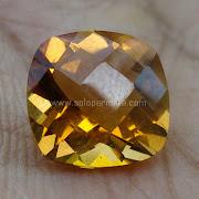 Batu Permata Golden Citrine - SP908