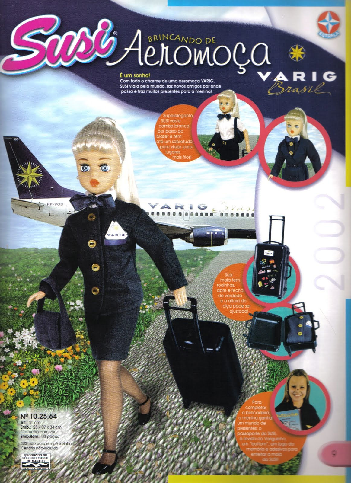 Catálogo 2002 Susi