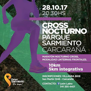 10K CROSS NOCTURNO
