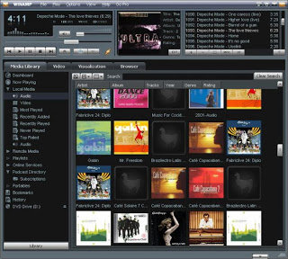 Download WinAmp Versi Terbaru Gratis 2013 | Free Download WinAmp Terbaru Gratis 2013.