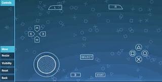 cara mengatur tombol navigasi psp di android