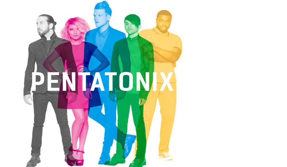 Where Are Ü Now Lyrics PENTATONIX