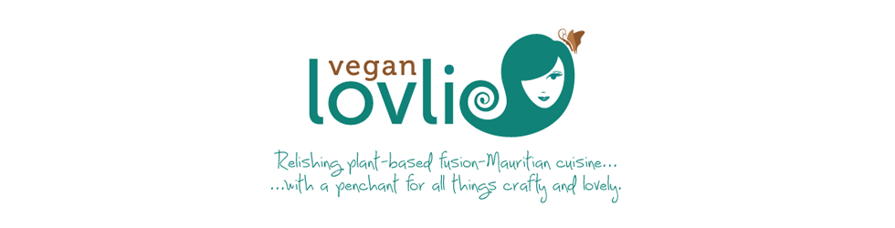 Veganlovlie - Vegan Fusion-Mauritian Recipes