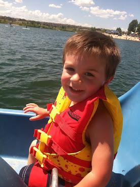 Pedal Boatin'