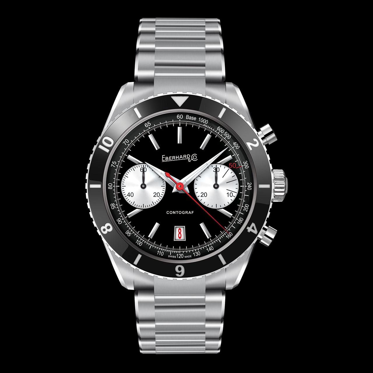 Eberhard & Co Contograf Automatic Watch