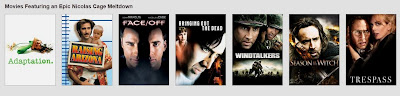 Movies Featuring an Epic Nicolas Cage Meltdown