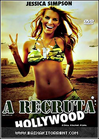 Capa Baixar Filme A Recruta Hollywood Dublado   RMVB Baixaki Download