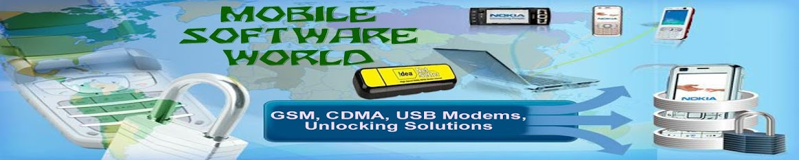 MOBILE SOFTWARE WORLD