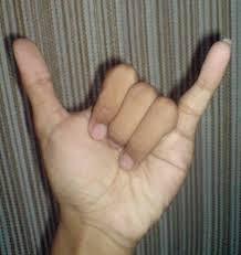 Definisi Salam Satu Jari Dan Salam Dua Jari....!!! - http://indonesiatanahairku-indonesia.blogspot.com/