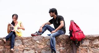 Pooja Bose In Jeans Nikhil Siddharth Pooja Bose in