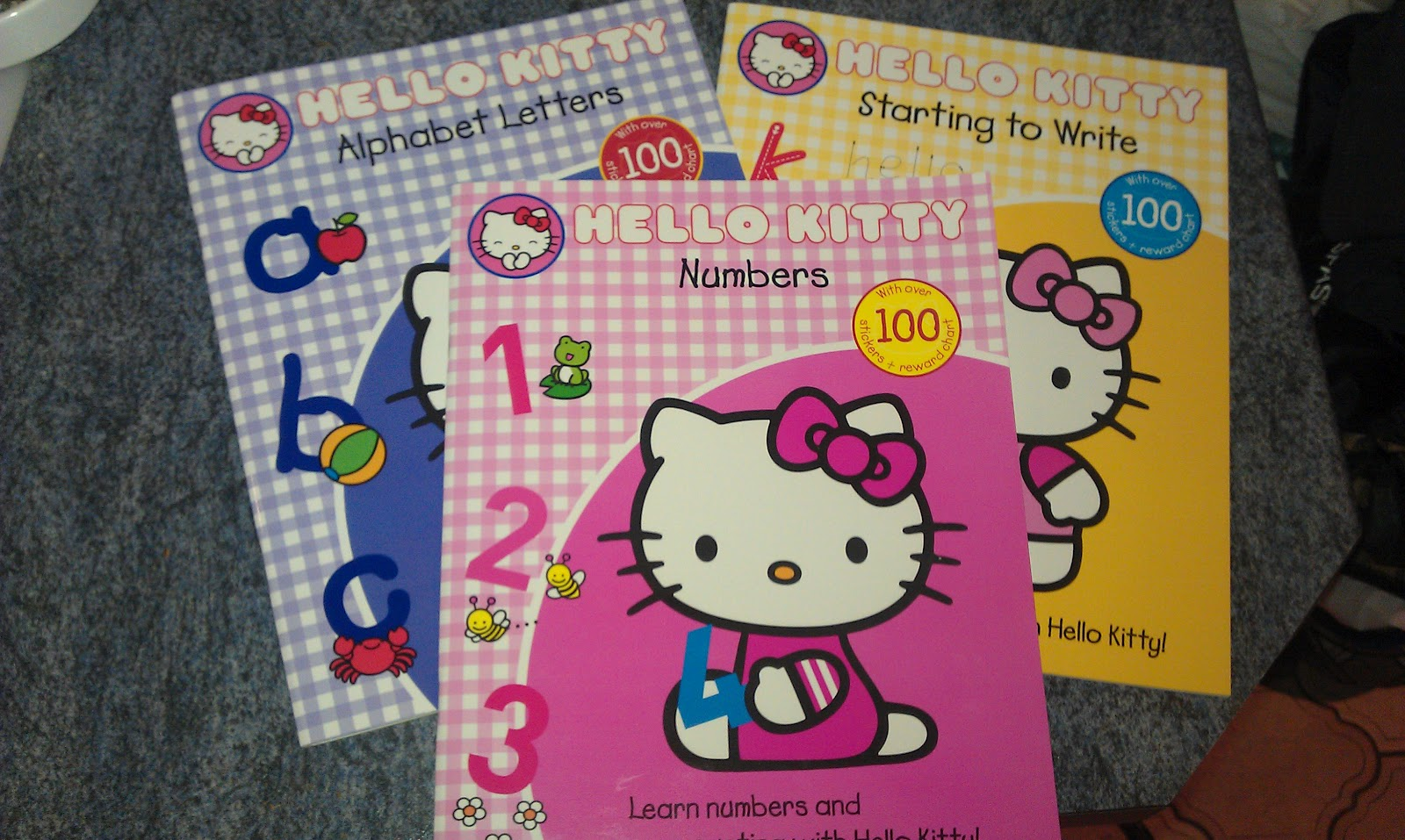 Hello Kittylearn To Review Emmys Mummy