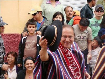Programa completo del Carnaval de Guaranda 2013