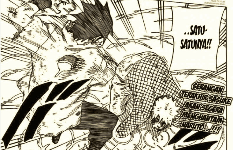 Komik Naruto 697 Bahasa Indonesia