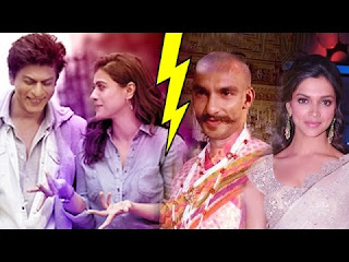 Dilwale and Bajirao Mastani Box Office Collection Clash