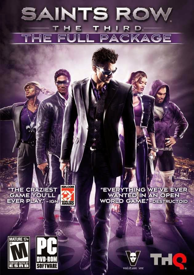 SAINTS ROW : THE THIRD | THE FULL PACKAGE