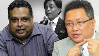 Rahman Dahlan anggap pendedahan Charles Morais satu 'wayang'