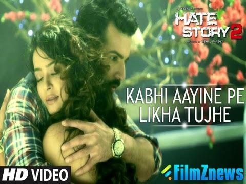 Kabhi Aayine Pe Likha Tujhe - Hate Story 2 (2014) HD Music Video Watch Online
