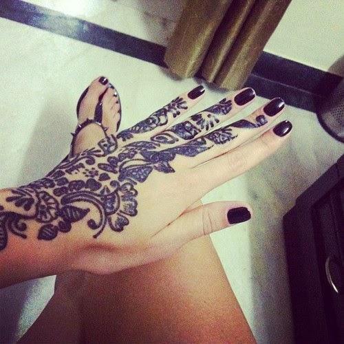 Henna Tattoos Designs