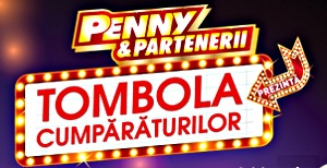 Imaginea tombola cumparaturilor Penny