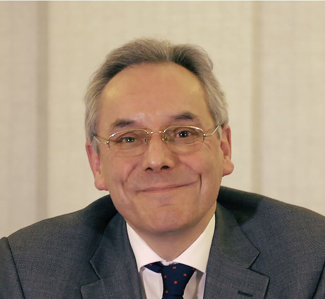 Dr Nicholas Bevan