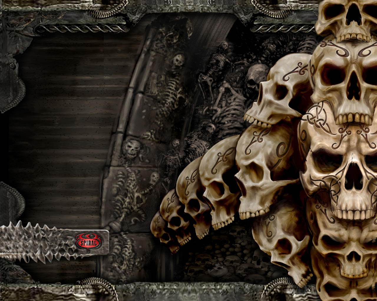 Fantastic   Wallpaper Home Screen Skull - ghost_evils_devils_dark_wallpapers+%252810%2529  You Should Have_742989.jpg