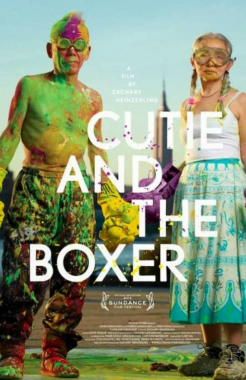 Ver Cutie And The Boxer (2012) Online