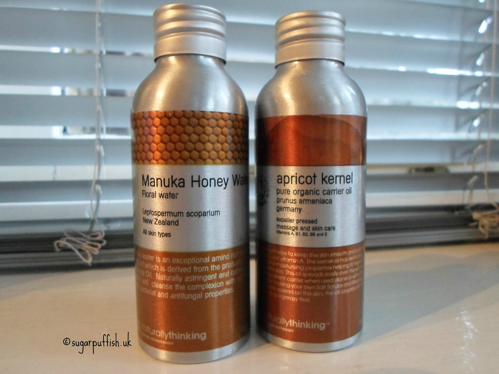 Manuka Floral Water and Apricot Kernel Oil