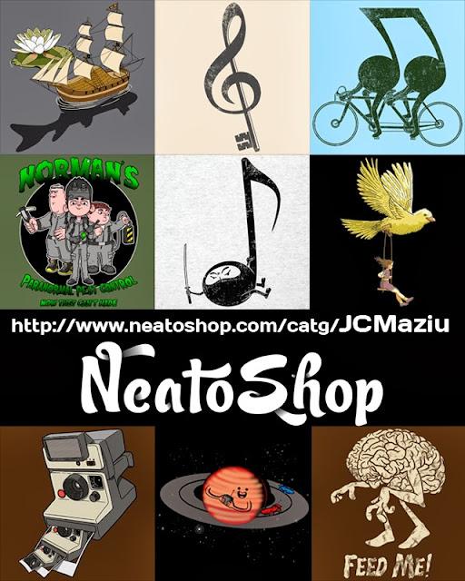 http://www.neatoshop.com/catg/JCMaziu