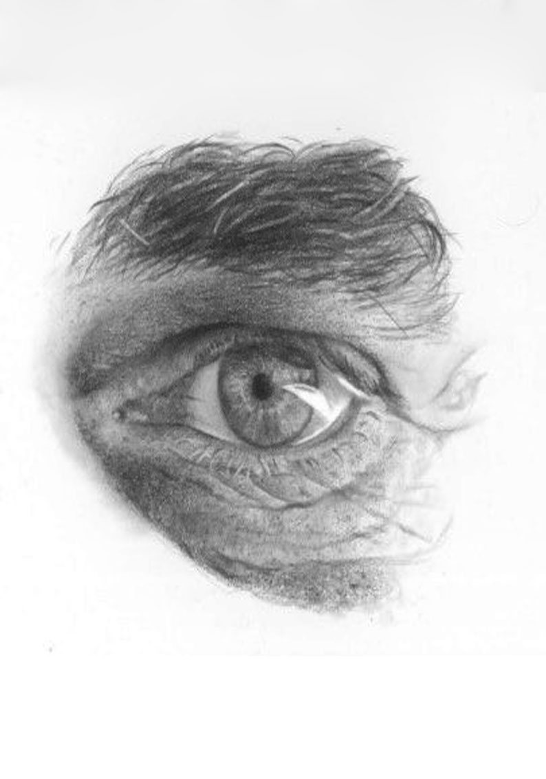 How To Draw Eye Like This