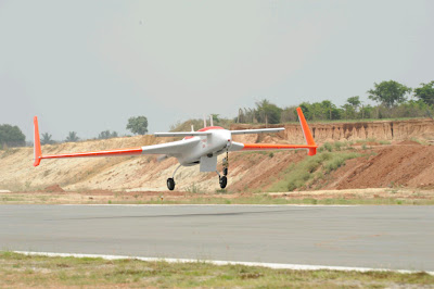 India's Rustom MALE UAV Flies Again