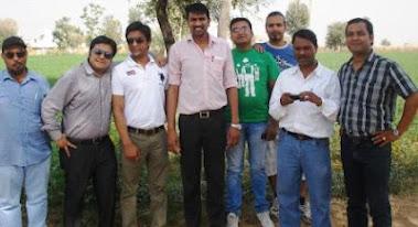 Dr. Atul Gupta & Stevia team