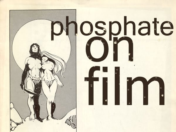 Phosphate on Film