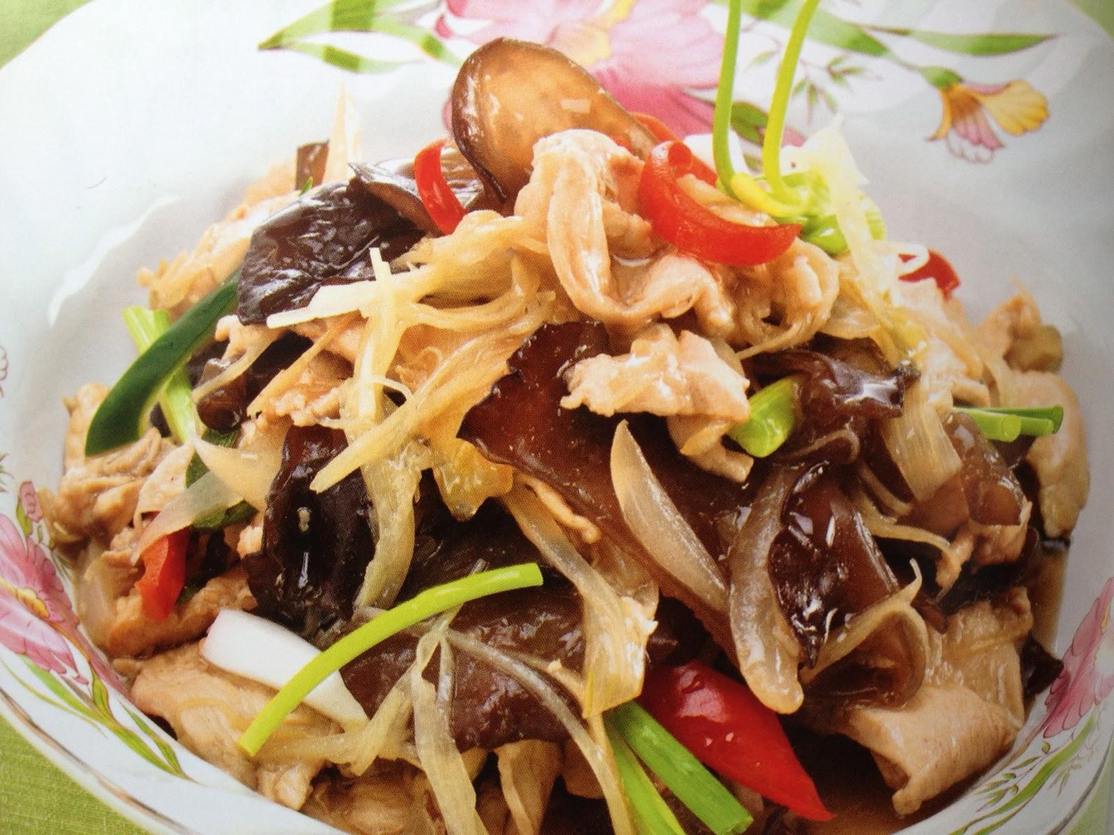 Thai food recipes thai ginger chicken thai ginger chicken forumfinder Image collections