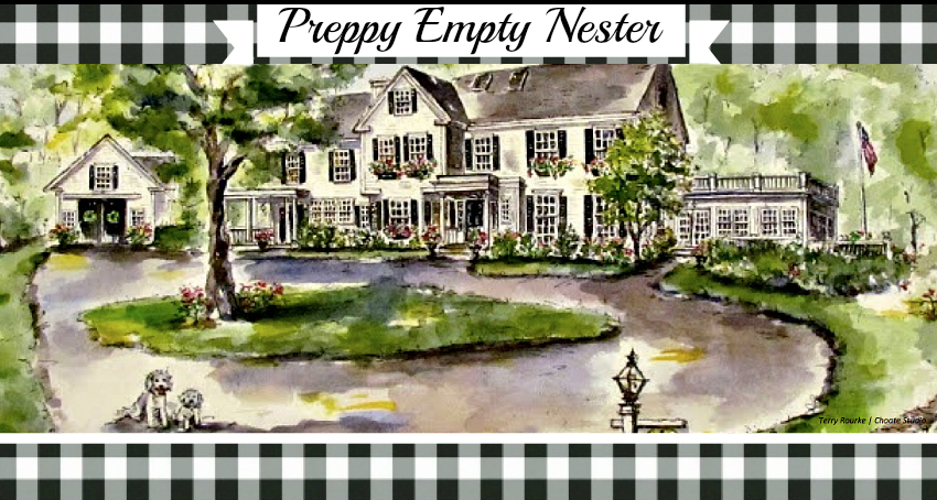 Preppy Empty Nester