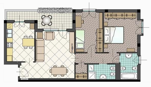 Disegnare casa best disegnare un castello with disegnare - Programmi per disegnare una cucina gratis ...