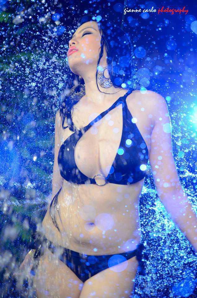 barbie san miguel wet bikini pics 03