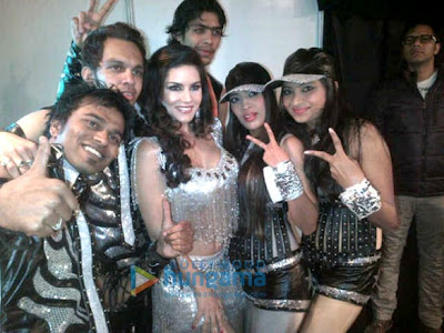 Sunny Leone first New Year bash performance