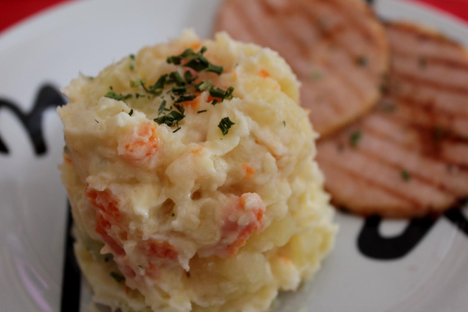 Ensaladilla de patata zanahoria y cebolla ideas al horno - Cuanto tarda en cocer una patata ...